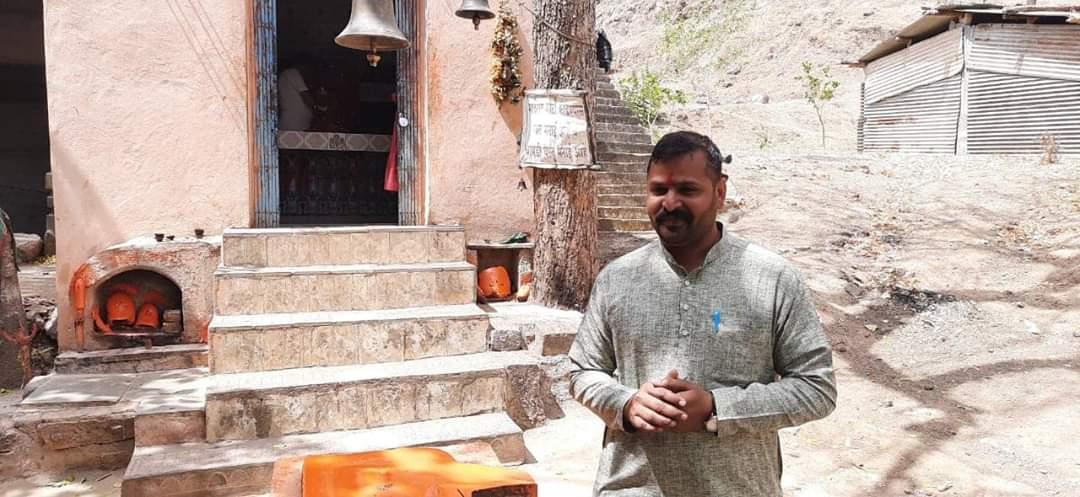 विभाग प्रचारक अजय जी पाटीदार का सड़क दुर्घटना में निधन