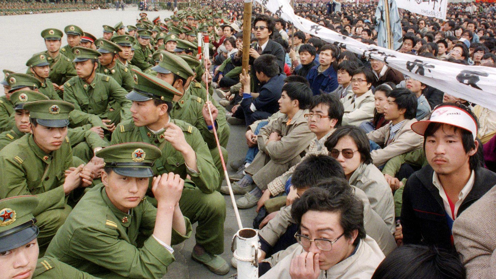 सत्ता के लिए अपने लोगों को मारना ही कम्युनिस्टों की परंपरा है, चीन के तिएनमेन चौक नरसंहार के 31 साल