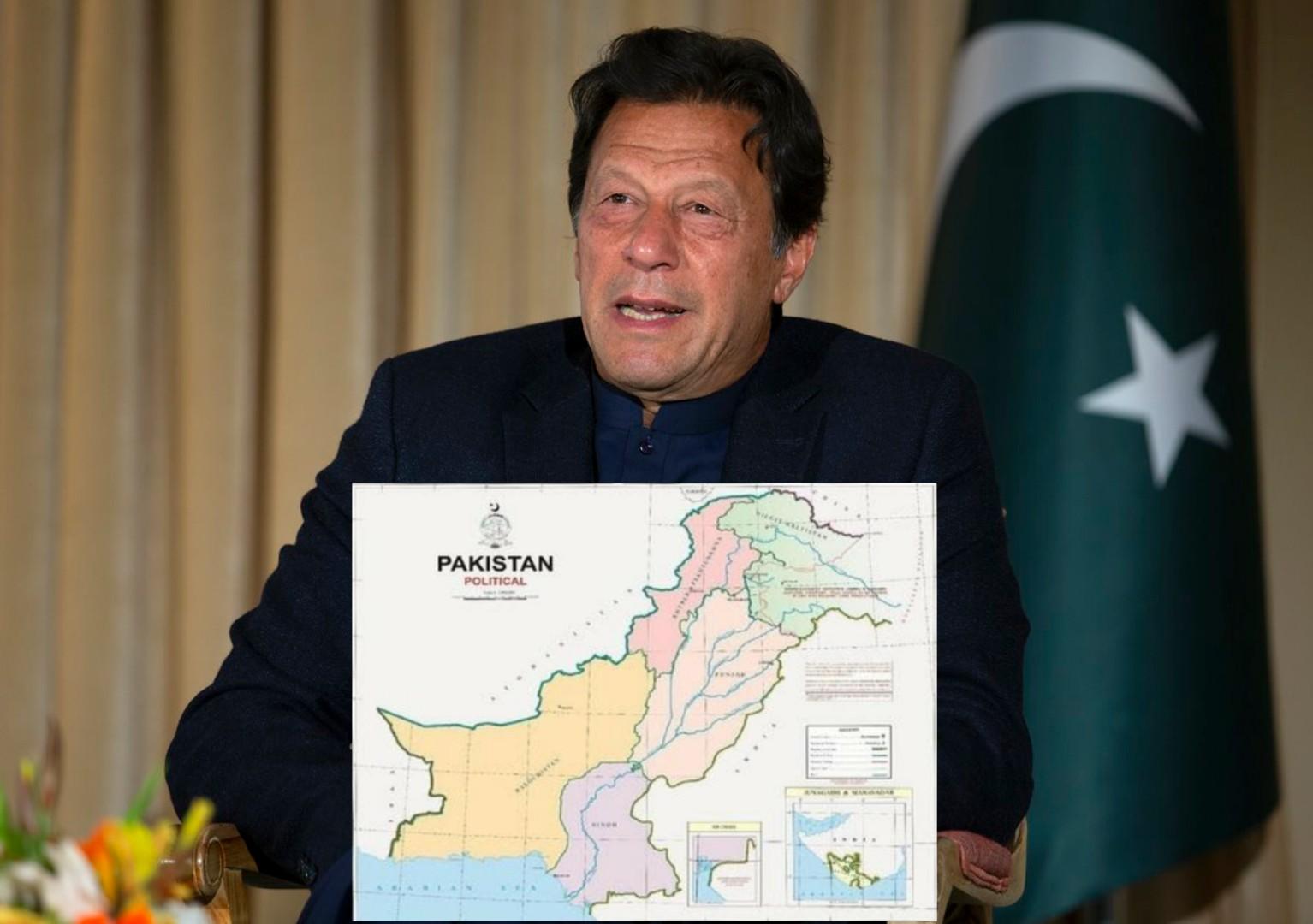 पाकिस्तान के नए नक्शे पर कांग्रेस चुप क्यों?