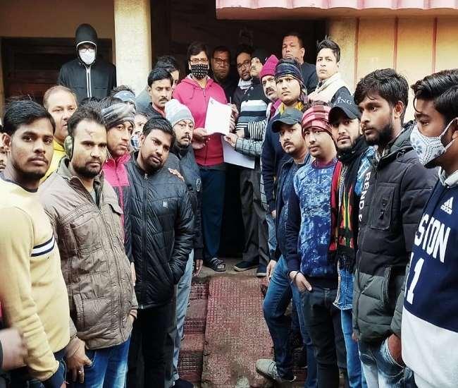 बाबरी मंडी उपद्रव में हिन्दू जेल में और मुस्लिम बाहर!